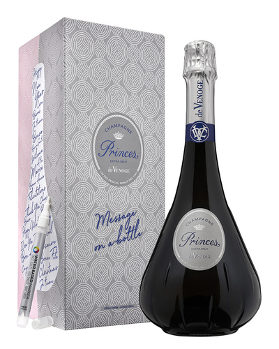 11161 de Venoge Princes Message on a bottle Extra Brut NV.jpg